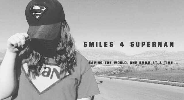 Smiles 4 SuperNan - Saving the World One Smile at a Time
