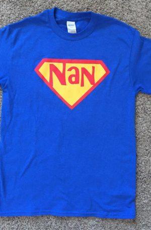 SuperNan T-shirt