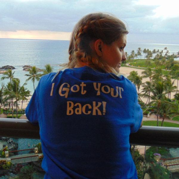 Supernan Shirt - I Got Your Back Tee